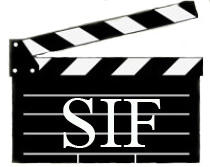 SIF clapperboard
